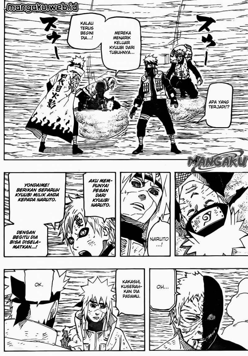 Komik Naruto 664 Bahasa Indonesia halaman 10