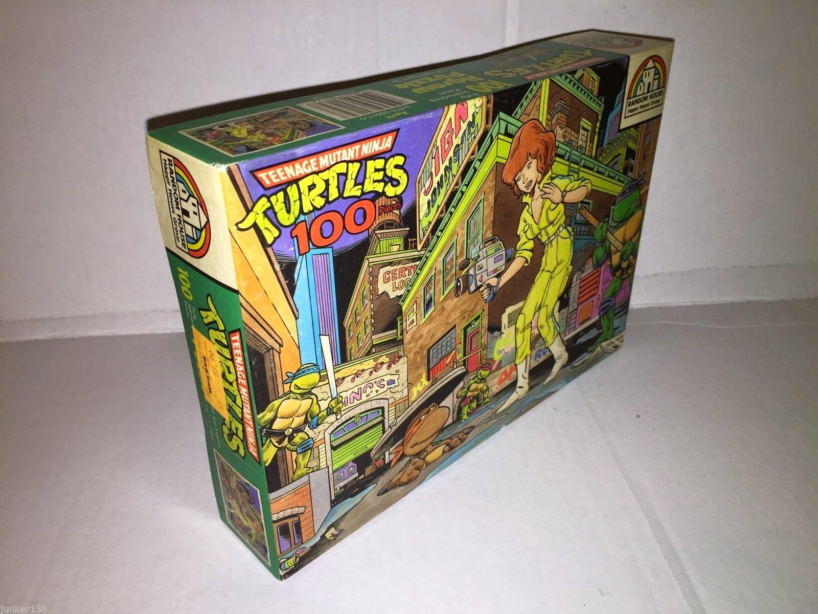 teenage mutant ninja turtles collector