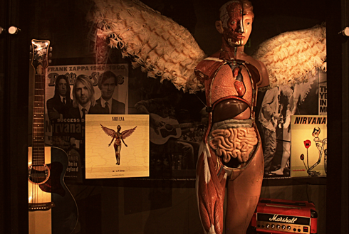 nirvana emp museum pacific northwest travel photography