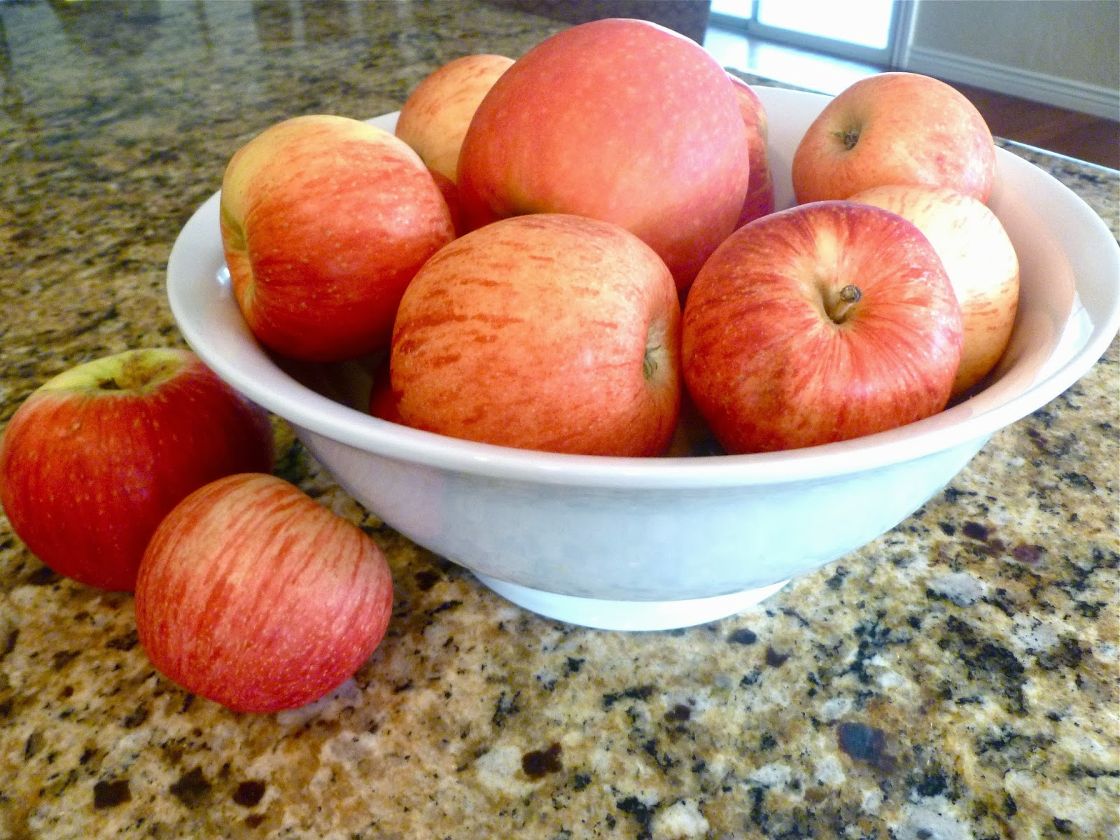 Grain Crazy: Baked Apple Wedges (Guest Post by Shari of ...