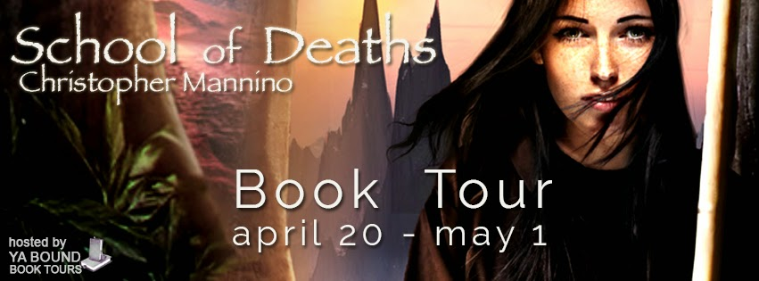 School of Deaths Blog Tour