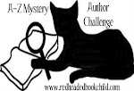 2013 A-Z Mystery Author Challenge