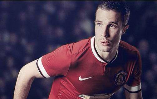 Van Persie Top Scorer Sementara Manchester United