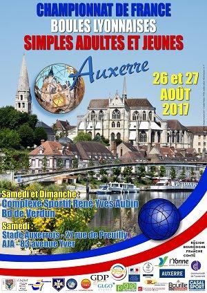 Préparez le France Simple à Auxerre