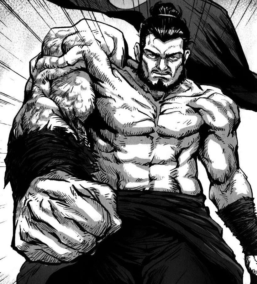 Asian District, Blood and Steel, Critique Manga, Critique Manhua, Kotoji, Kotoji éditions, Manga, Manhua, Studio Unicorn,