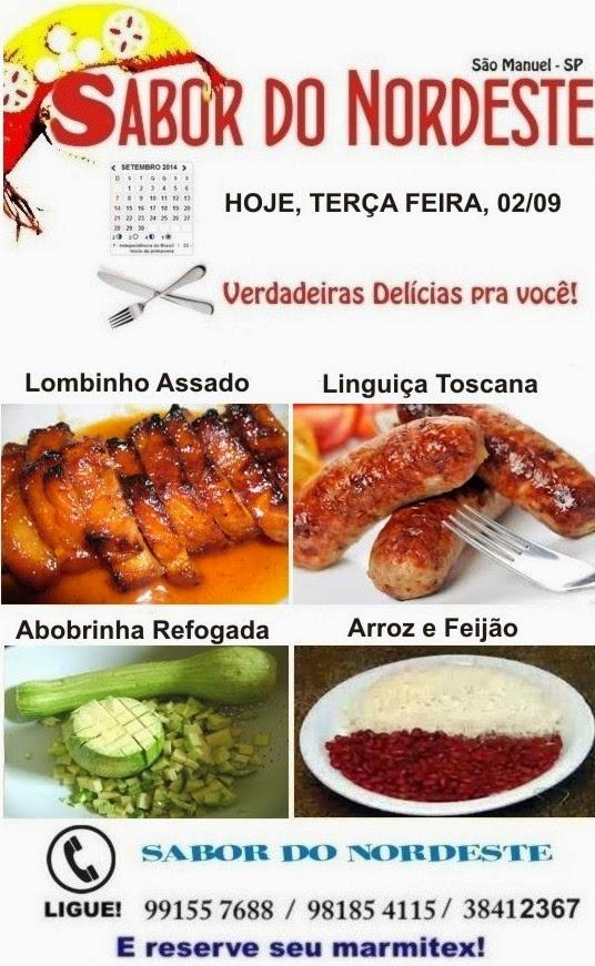 A MELHOR COMIDA CASEIRA DE SÃO MANUEL!