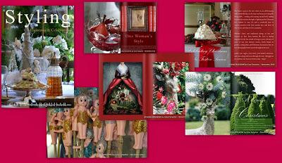 Styling Magazine - First Issue Celebrating Christmas