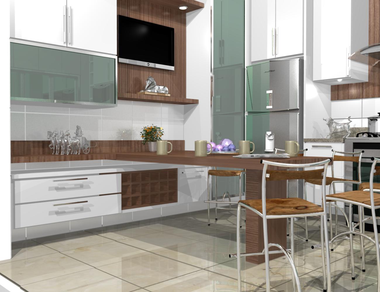 Cozinhas Modernas Planejadas Cozinhas Planejadas Com Ilha Cozinhas