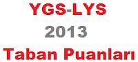 Ygs lys 2013 taban puanları hesaplama