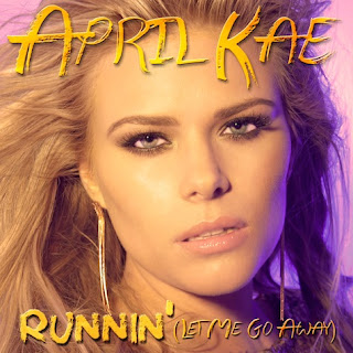"April Kae Releases ""Runnin' (Let Me Go Away)"""