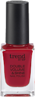 Preview: Die neue dm-Marke trend IT UP - Double Volume & Shine Nail Polish 180 - www.annitschkasblog.de