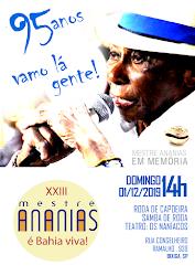 XXIII FESTA MESTRE ANANIAS É BAHIA VIVA