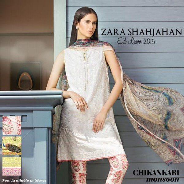 Zara Shahjahan New Eid Collection 2015