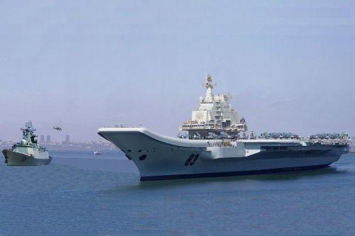 Kapal Induk India ShiLang