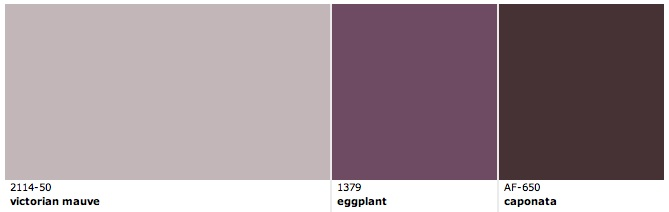 A color specialist in charlotte what 39 s old may be new again - Colors that go with mauve ...