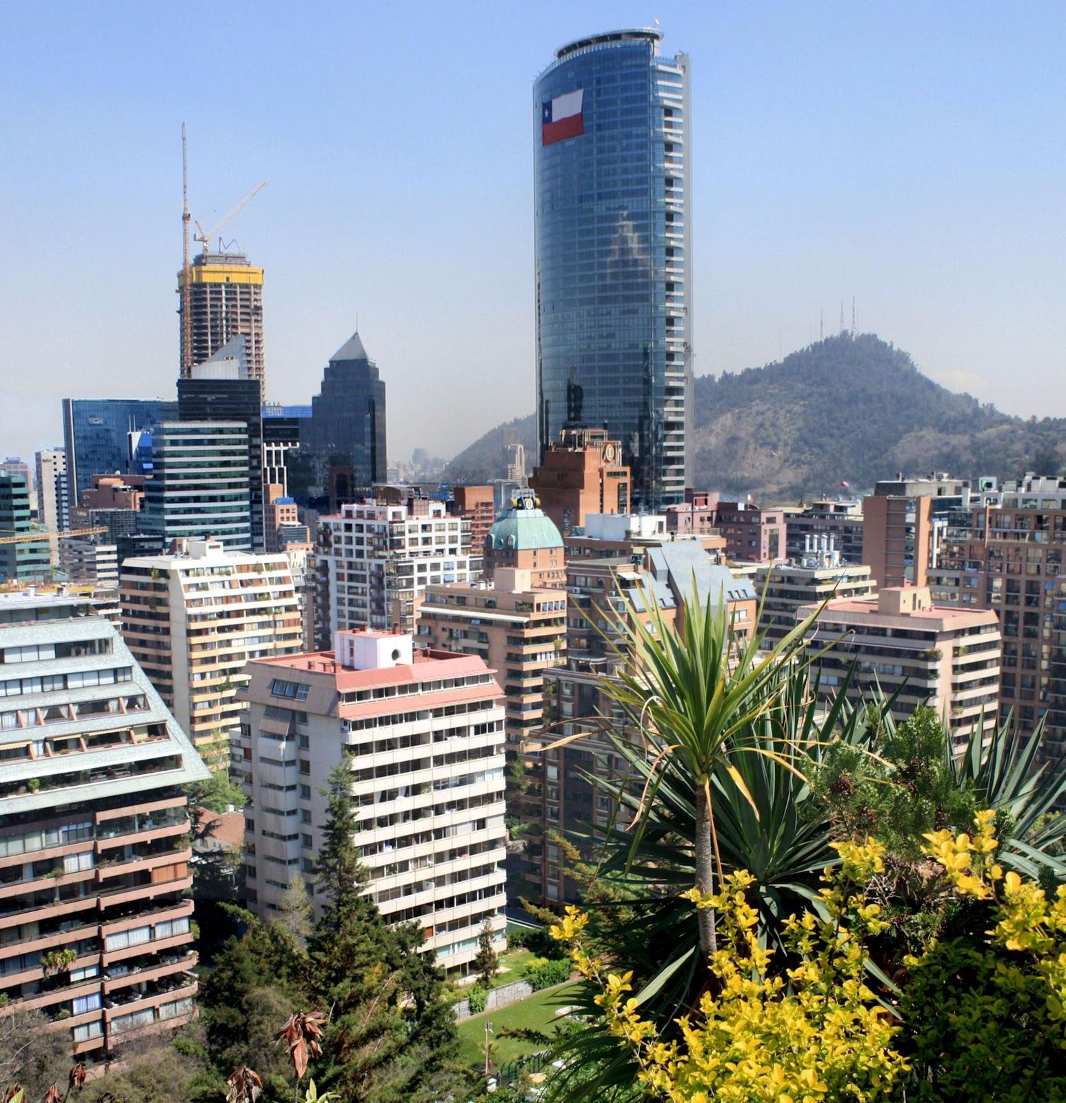 Hotel Paris Santiago De Chile