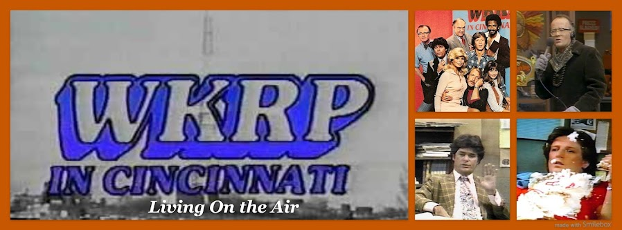 WKRP in Cincinnati:Living on the Air