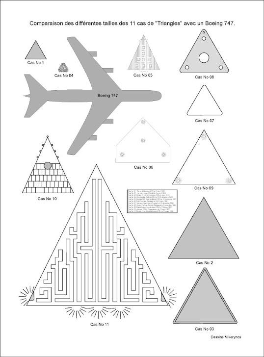 DIMENCIÓNES DEL AIRBUS Y ALGUNOS UFOS,TRIAGULARES..**