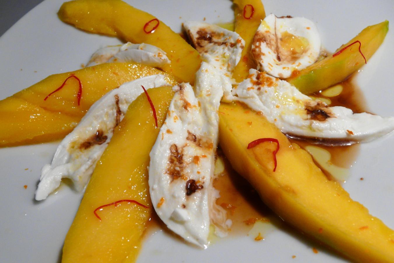 kulinarische welten zu fisch und meeresfrucht mango. Black Bedroom Furniture Sets. Home Design Ideas