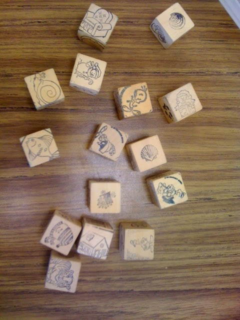 Story Starter Sentences Diy Sentence And Story Cubes