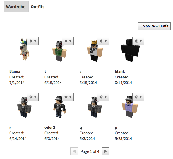 Fellow Robloxian How To Create An Outfit On Roblox