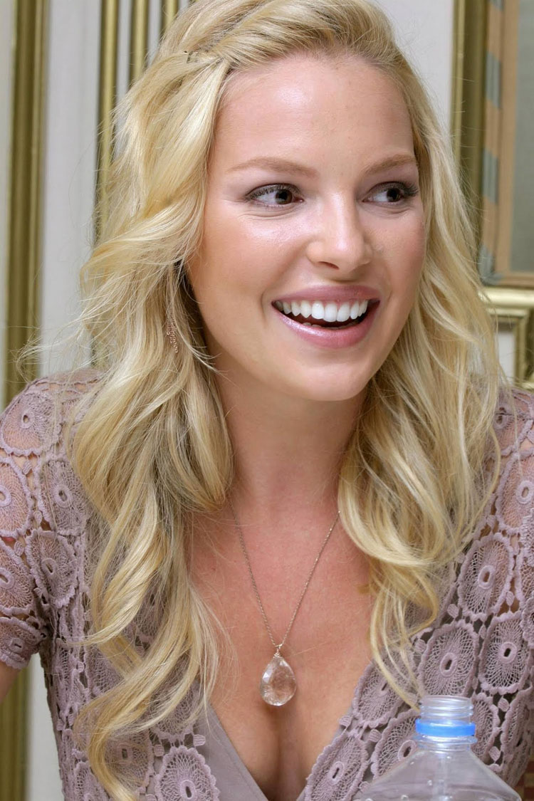 Katherine Heigl Hairstyles Gallery