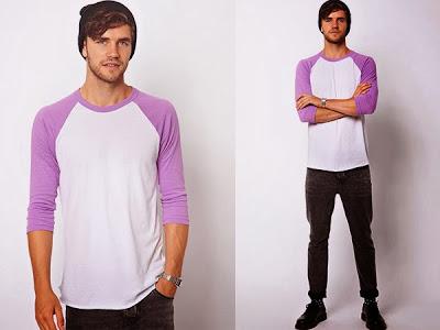Moda masculina Cor da Moda em 2014