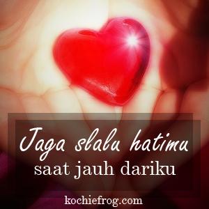 Kata Kata Cinta Jarak Jauh Menyentuh Hati