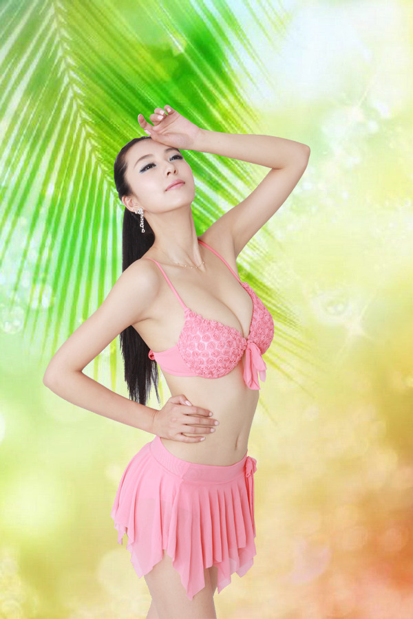 Chinese Celeb Super Model Ai Shangzhen-05