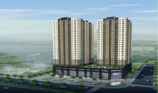 Chung cư Xuân Mai Tower Vinaconex Hà đông, giá 14tr/ m2