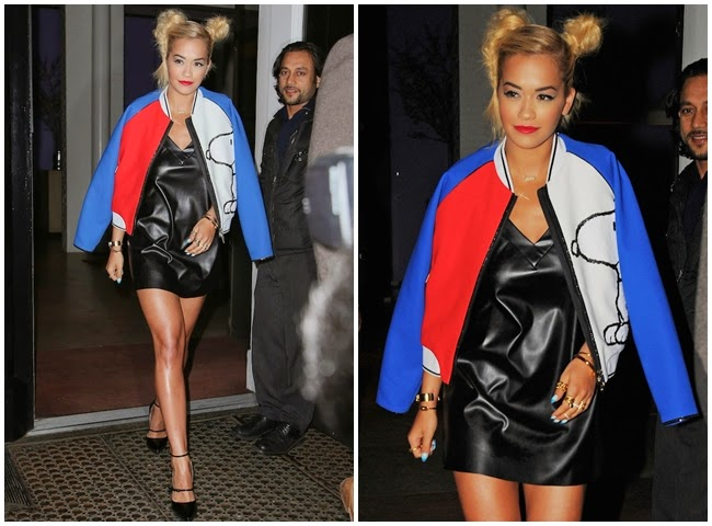 Fay 2014 SS Snoopy Dog Sport Jacket :全智賢、李多海、Rita Ora