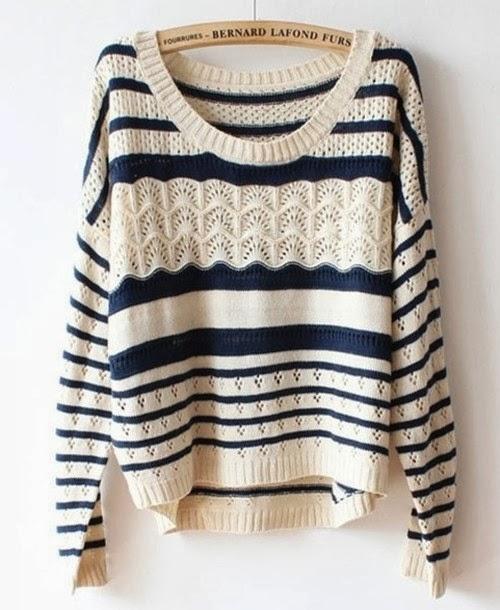 Bernard lafond sweater fashion style