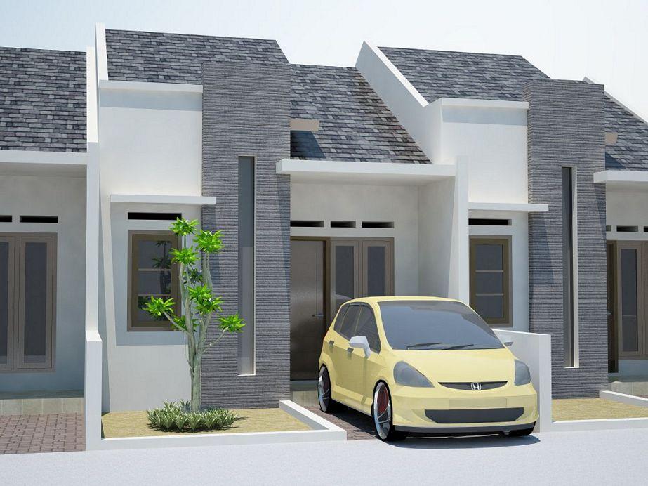 model rumah minimalis type 21 terkini