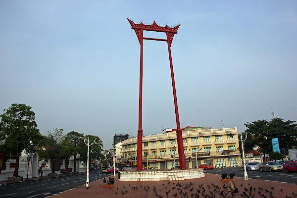 Columpio gigante de Bangkok