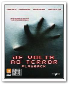 Download De Volta Ao Terror RMVB Dublado + AVI Dual Áudio DVDRip + Torrent