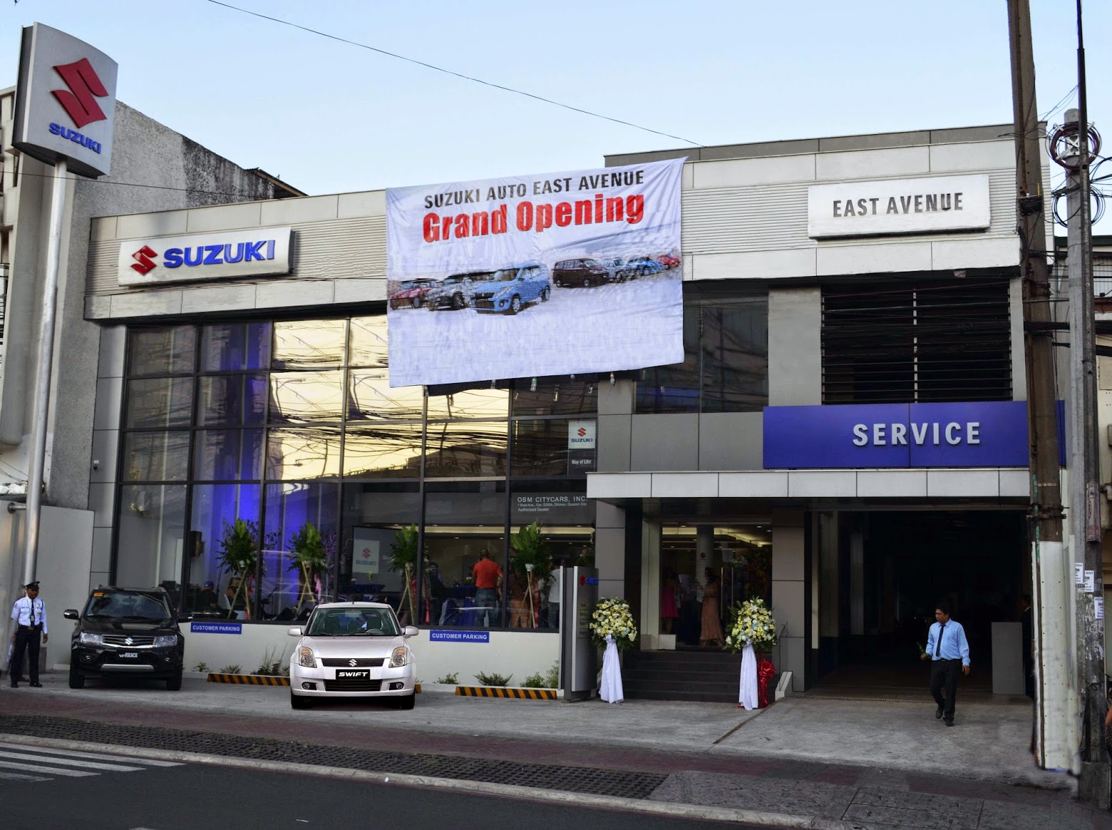 Suzuki Auto East Avenue