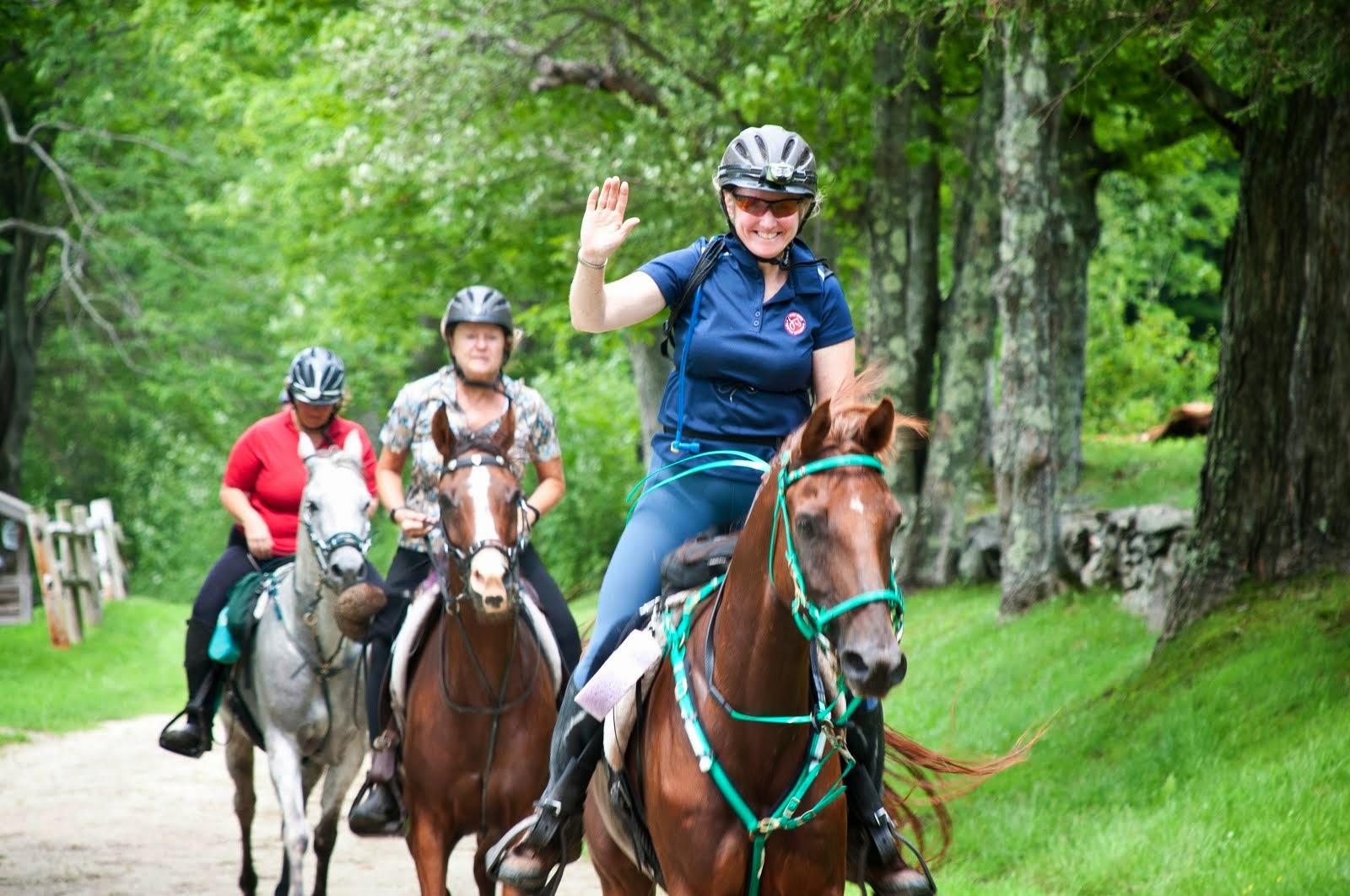 Vermont 100 Endurance Ride