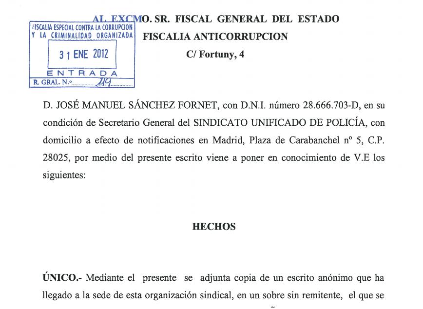 Contrataci n p blica en espa a ministerio de interior for Direccion ministerio del interior madrid