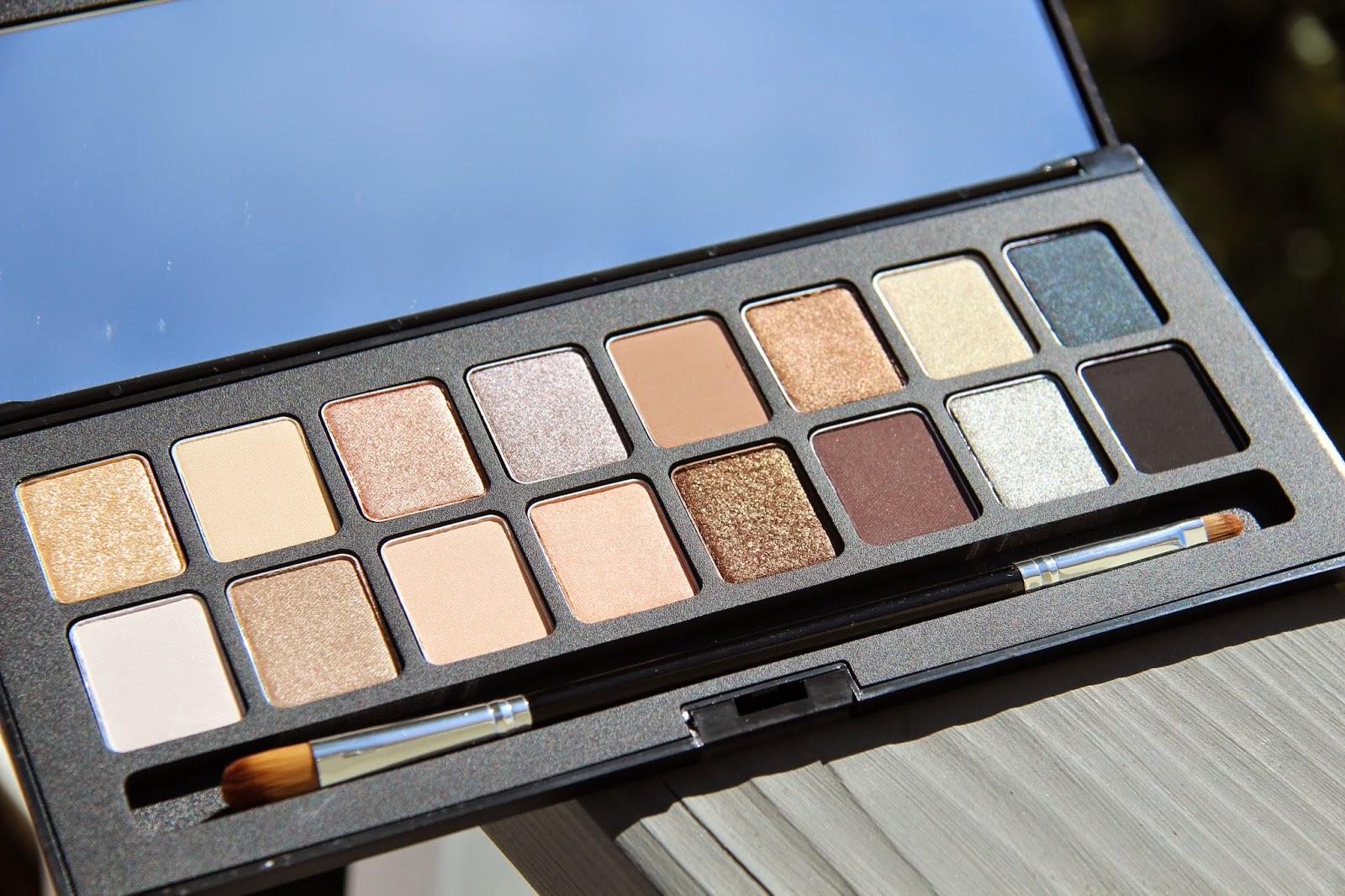 beauty squared: Shu Uemura Shu:Palette 16 Shades of Nude