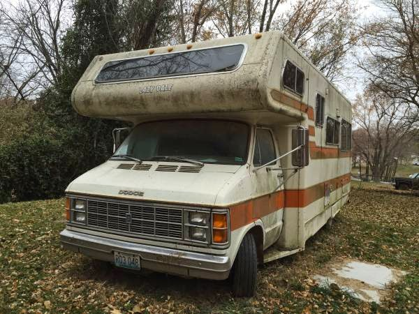 Used RVs 1988 Dodge Lazy Daze RV For Sale by Owner