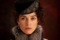Anna Karenina movie directed by Joe Wright