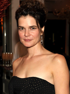 Betsy Brandt Dangling Diamond Earrings