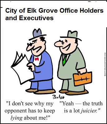 Baseball Tickets, Consulting Fees, Dinners, Jerseys, Lunches – It's all There For Elk Grove Office Holders, Officials