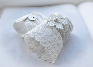 Bridal cuffs, 1, by Queen of Cuffs