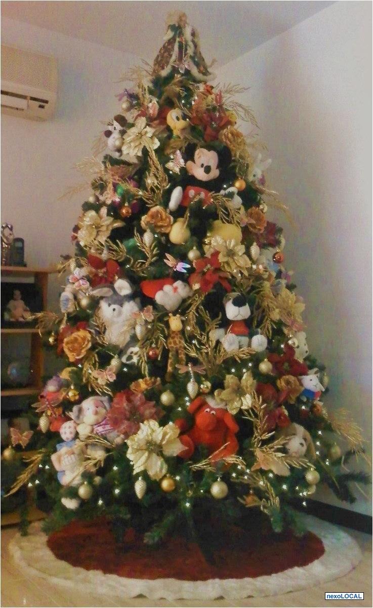Carlo de carrasco decorweekend rbol de navidad estilos - Decoracion de arboles navidenos ...