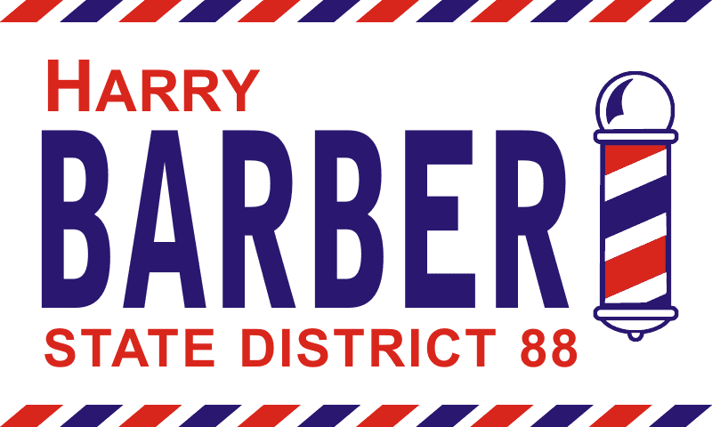 Harry Barber for Tennessee House District 88