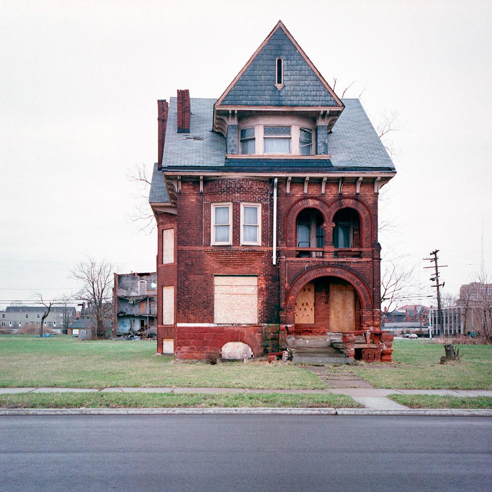 Npr architectural ghosts of detroit 39 s past for Detroit architectes