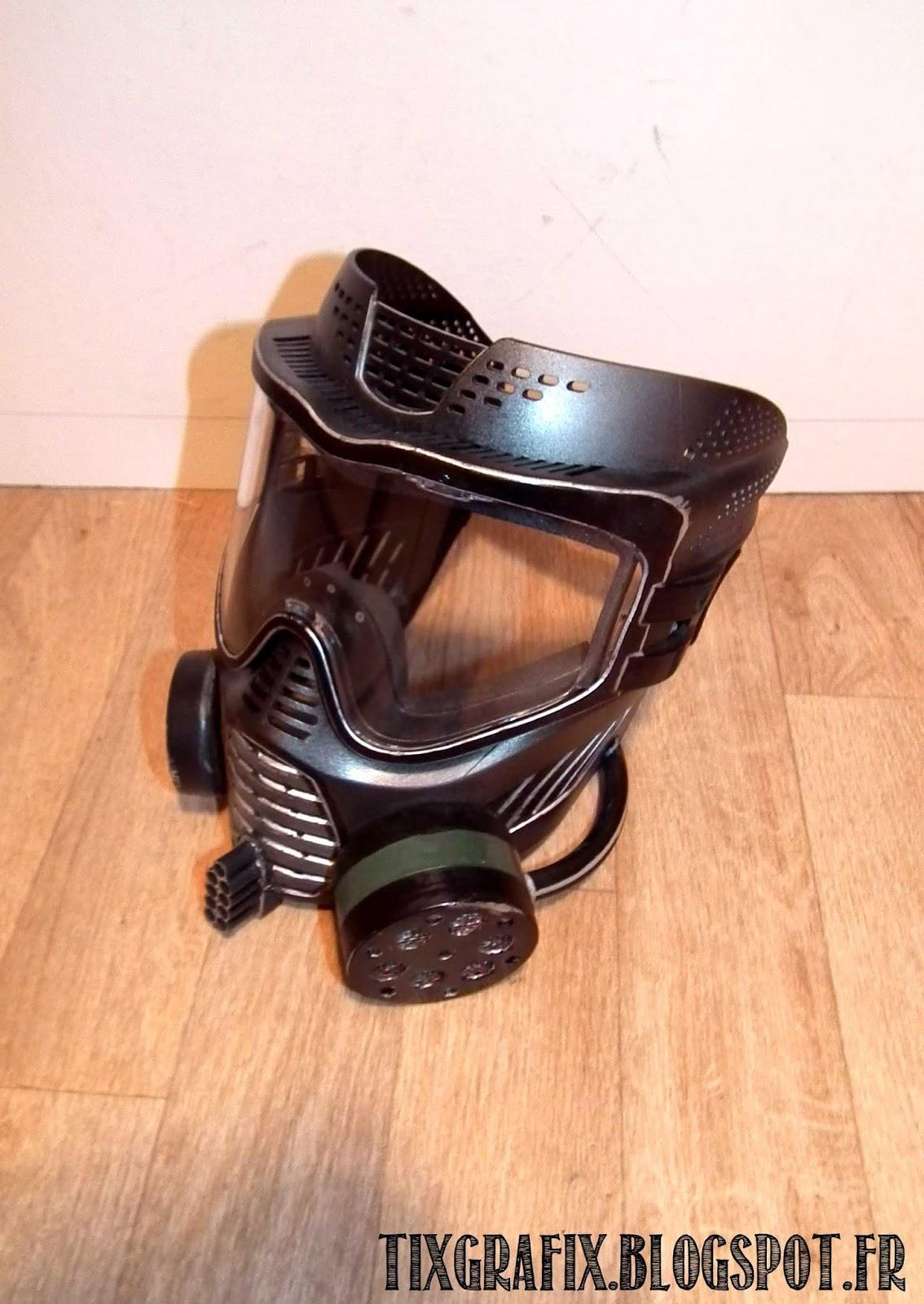 tix grafix paintball airsoft mask gaz. Black Bedroom Furniture Sets. Home Design Ideas