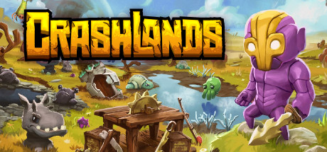 Crashlands PC Game Free Download