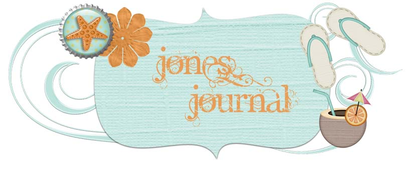 Jones Journal